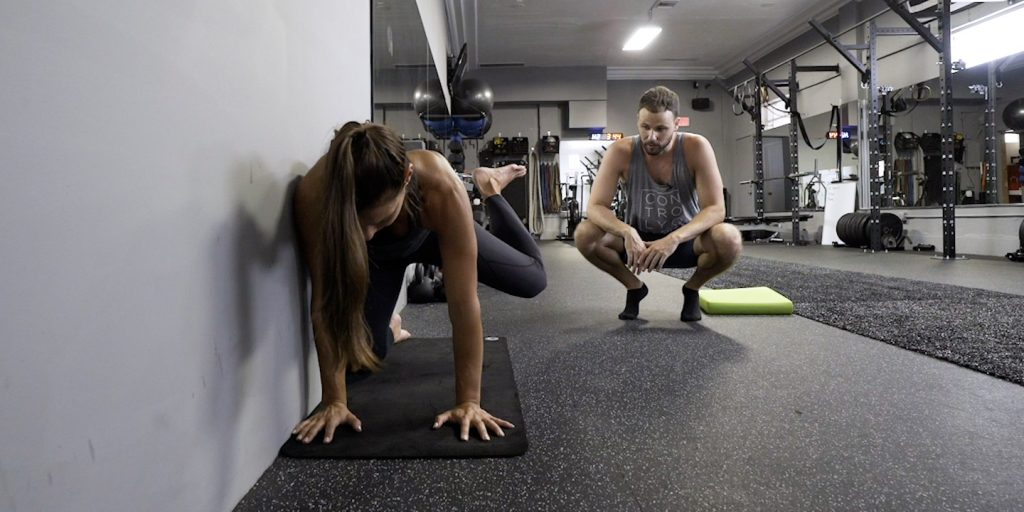 Improve Hip Mobility with our Online Exercise Classes in our Hip Mobility Guide